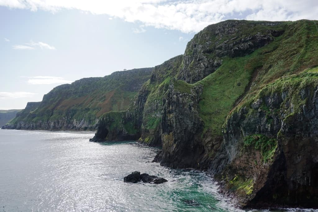 Carrick-a-Rede Rope Bridge day trip from Dublin