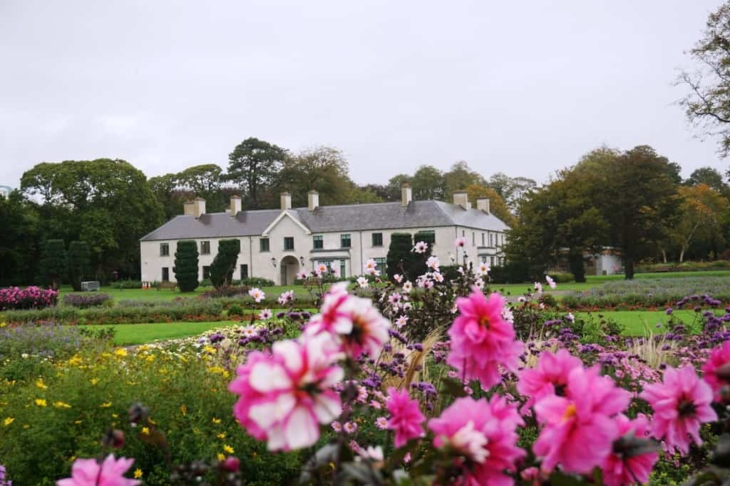 Visit the Killarney House and Gardens -Things to do in Killarney