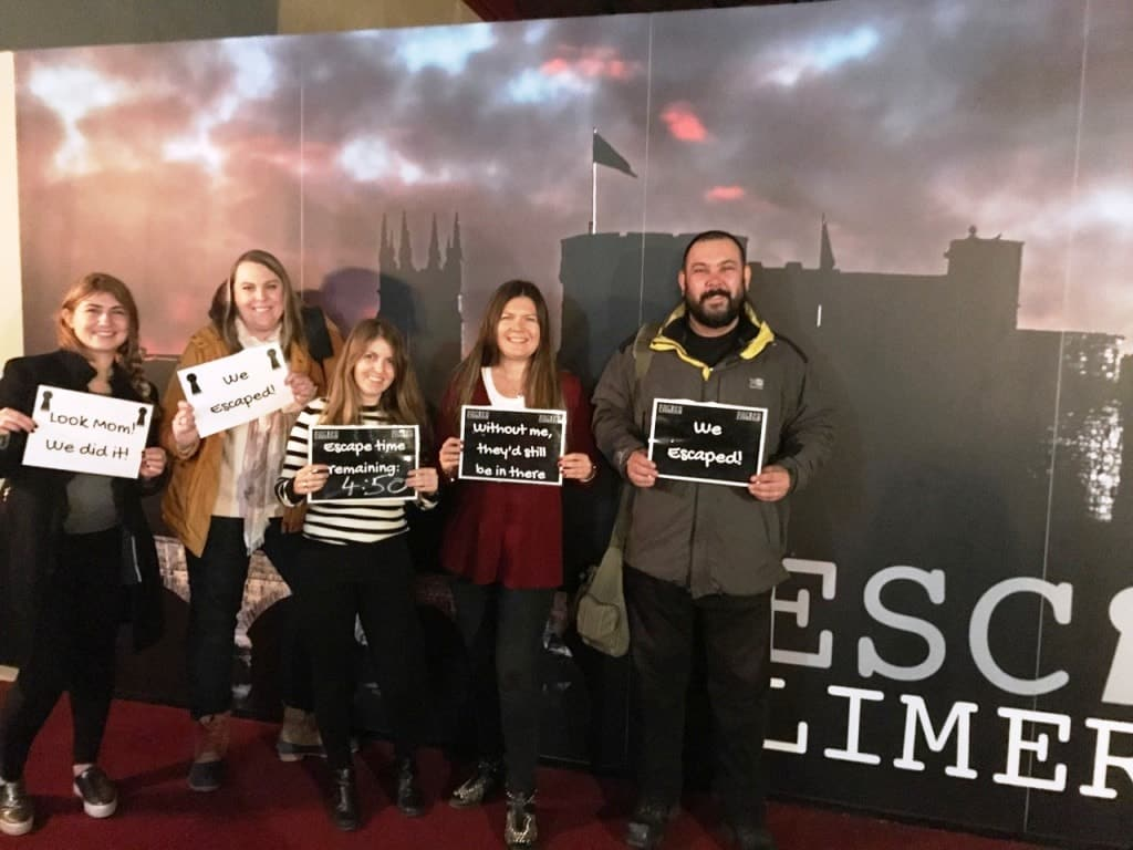 Escape room Limerick -Things to do in Shannon, Ireland