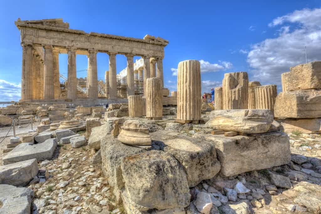 3 days in Athens - best place to visit in Greece