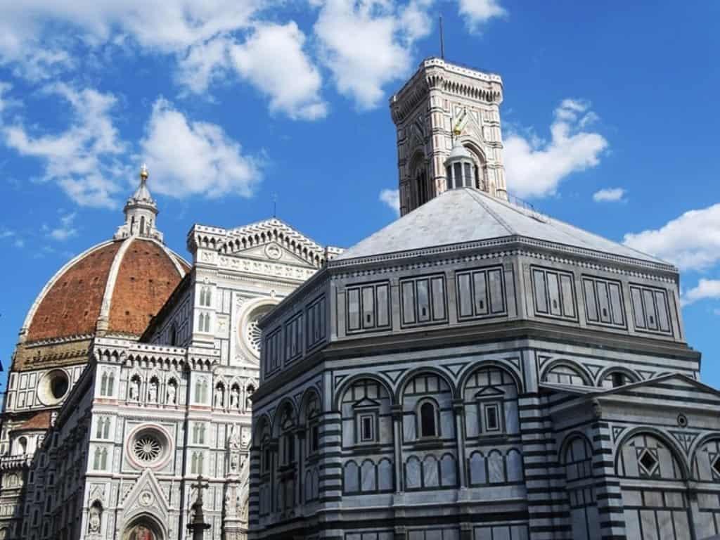 Le Complexe du Duomo - visiter Florence en 2 jours