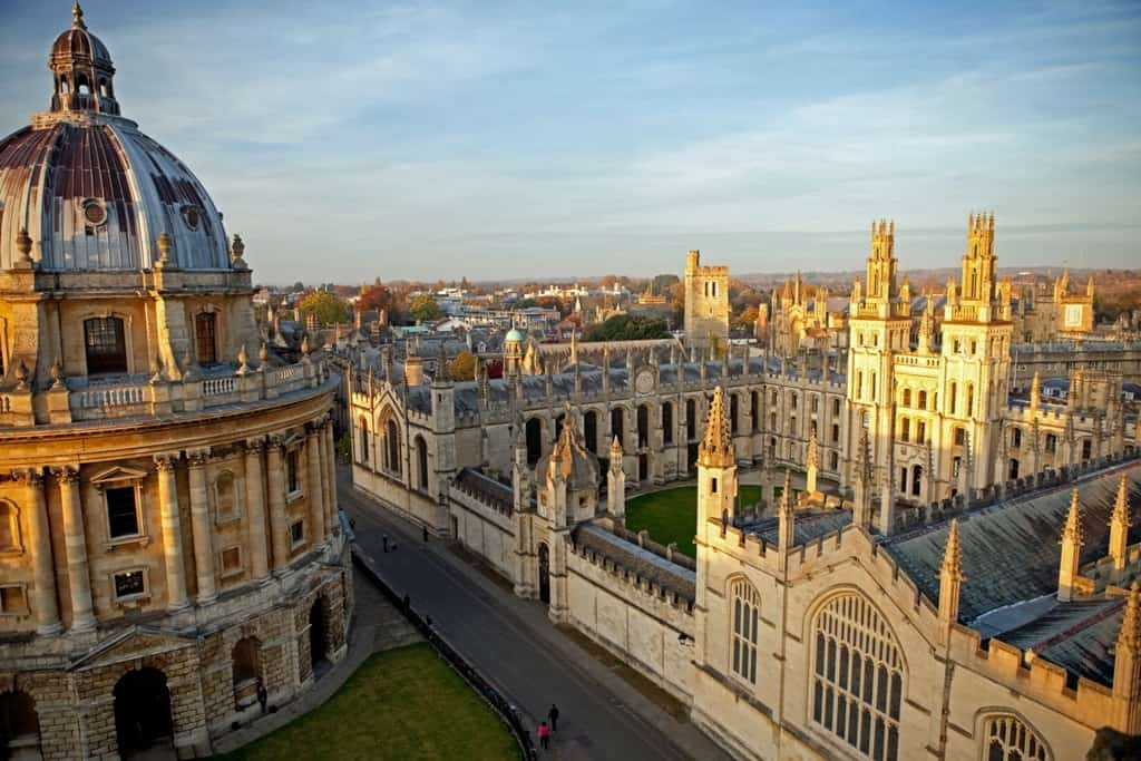 Oxford - Day trip from London, England