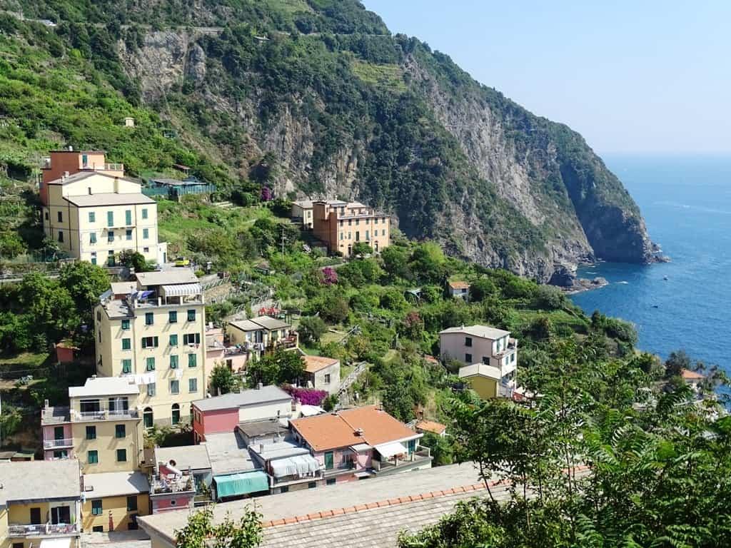 Riomaggiore -One day in Cinque Terre