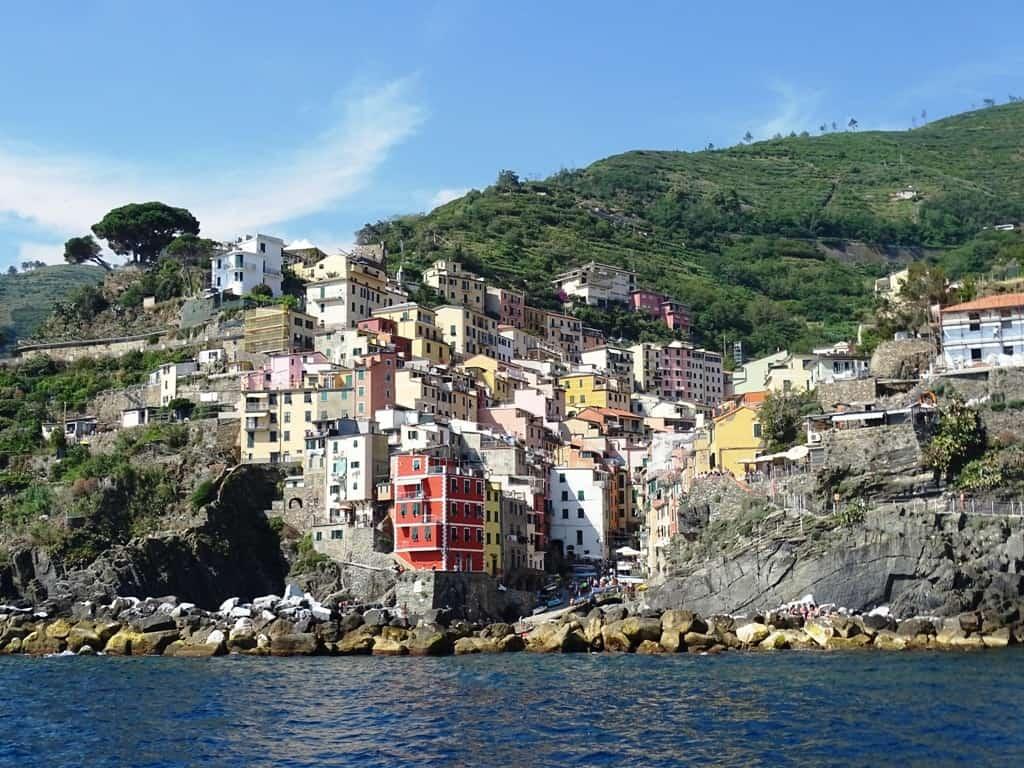 Riomaggiore - One day in Cinque Terre