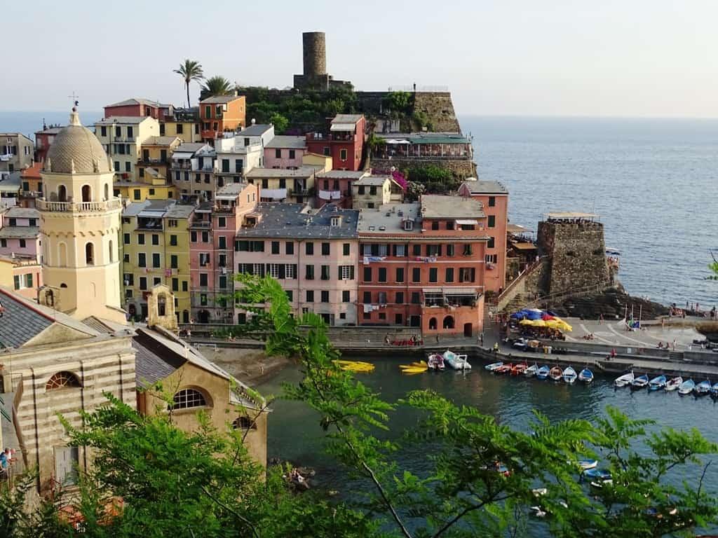 Vernazza - One day in Cinque Terre