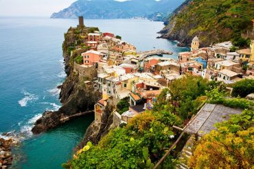 Vernazza -Cinque Terre in a day