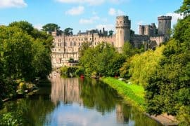 Warwick Castle - The best day trips from Birmingham