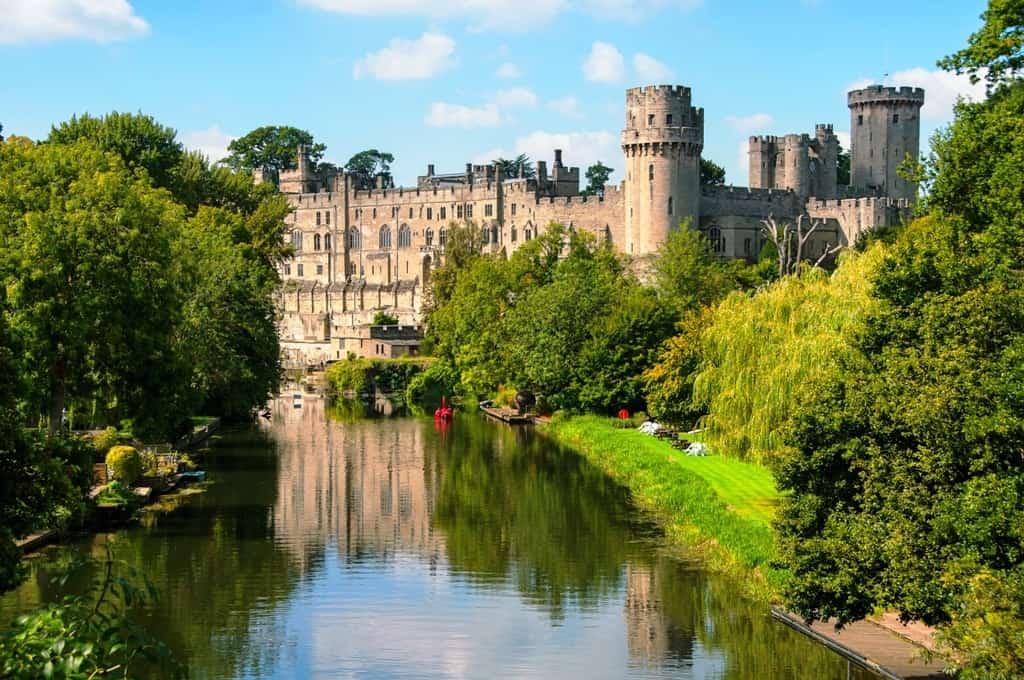 Warwick Castle - The best day trips from Birmingham