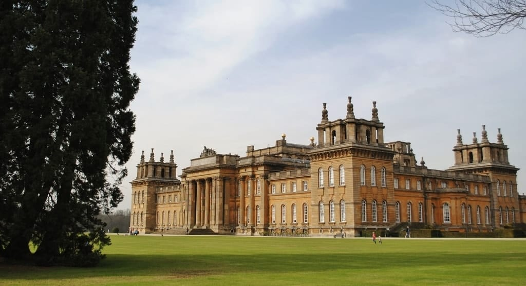 Blemheim Palace - Day trip from London