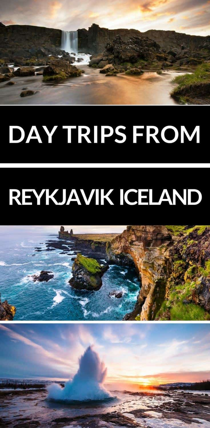 The best day trips from Reykjavik Iceland