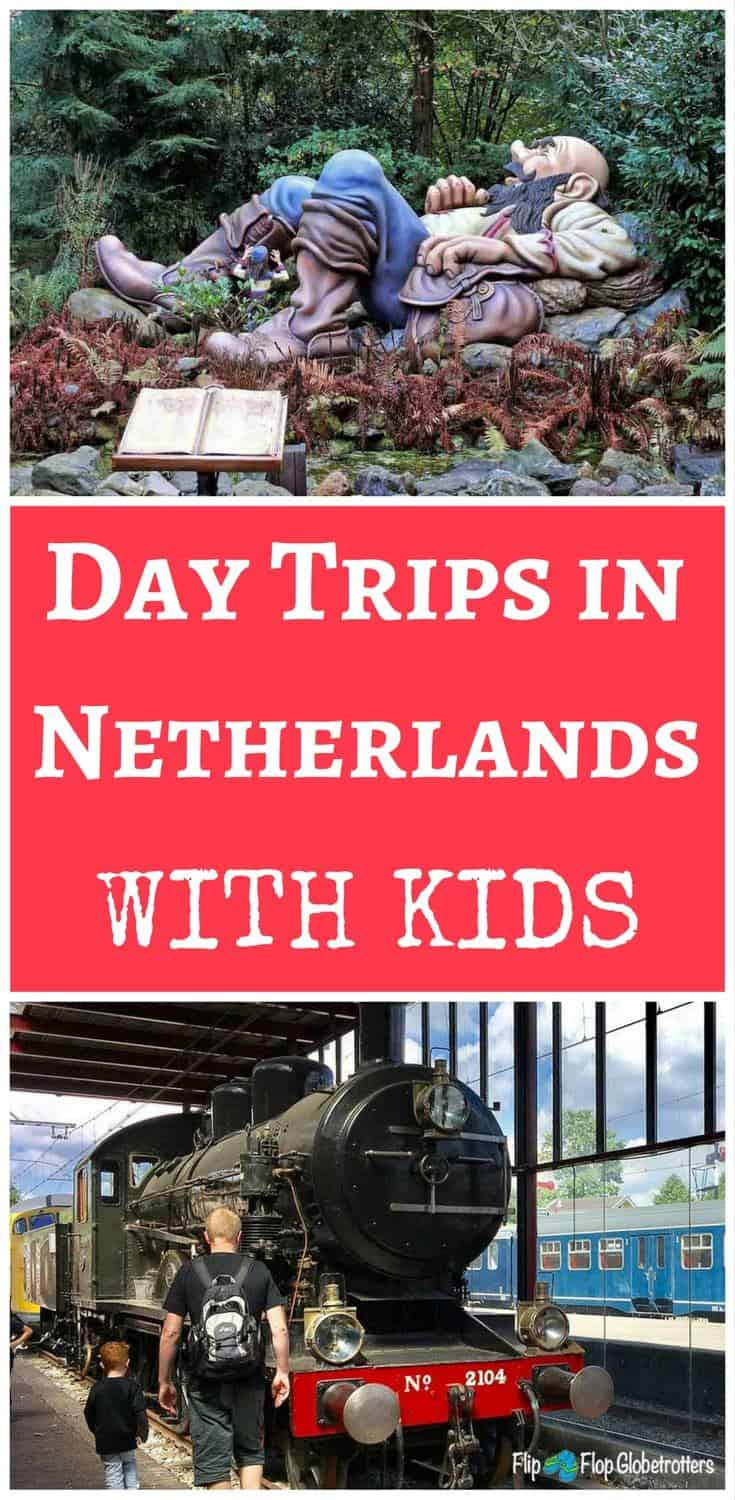 day trips in Netherlands with kids