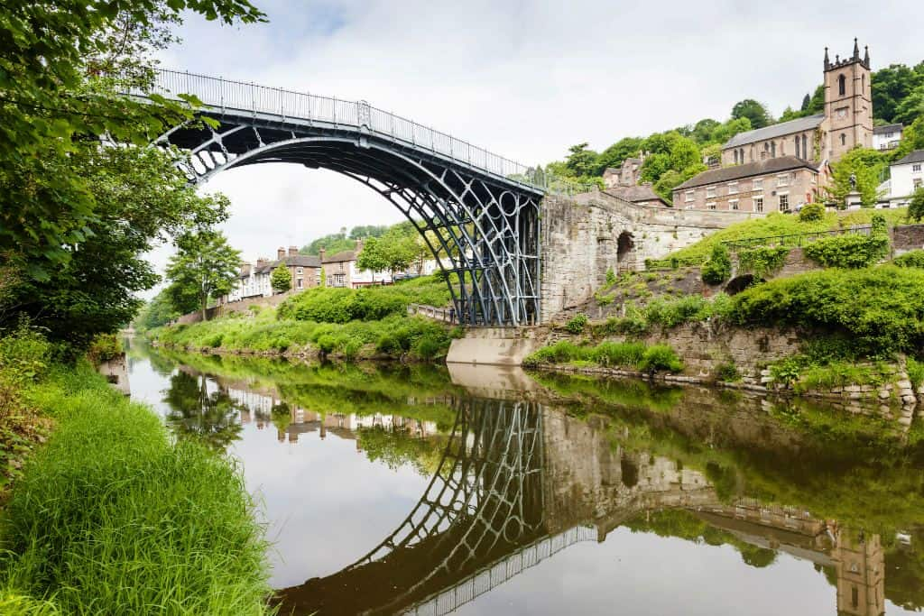 Ironbridge, Shropshire -The best day trips from Birmingham