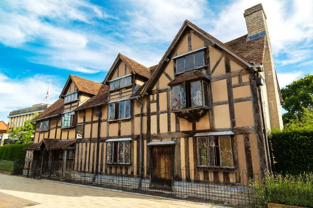 Stratford upon Avon- The best day trips from Birmingham