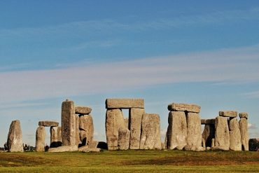 Stonehedge - day trip idea from London