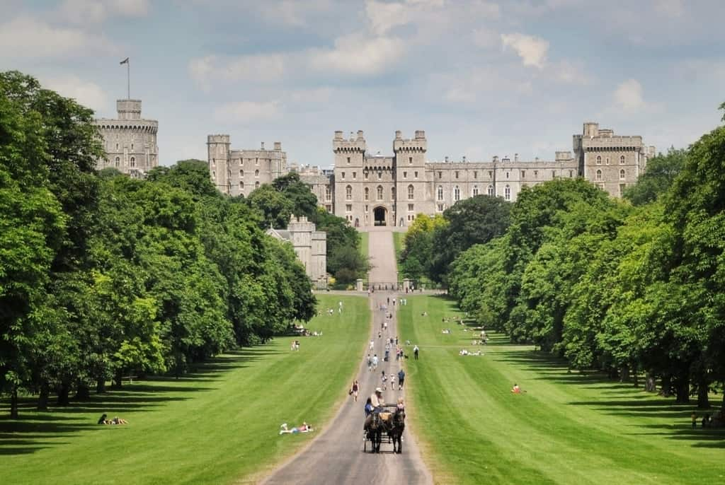 Windsor Castle - The best day trips from London, England