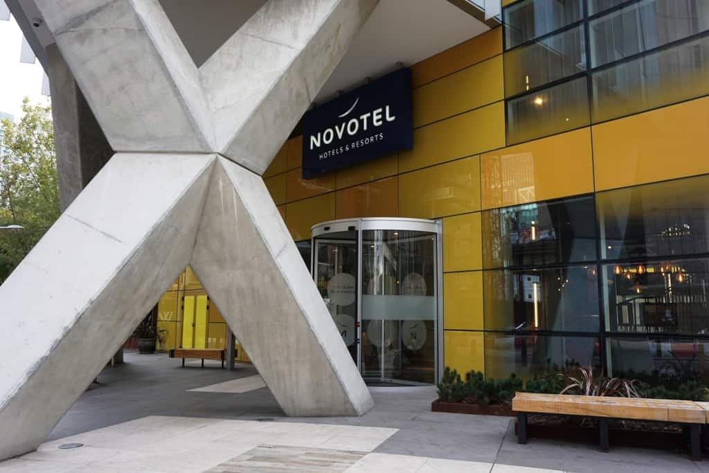 Novotel London Canary Wharf review
