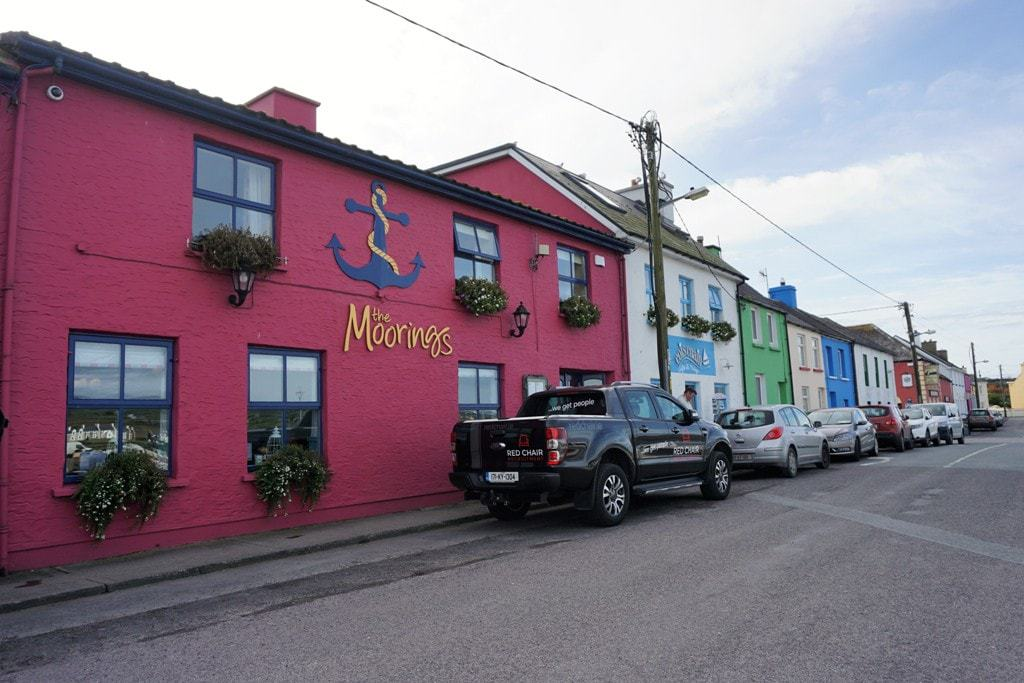 Village of Portmagee - Ring of Kerry: The Dingle & Skellig Coast day trip from Killarney