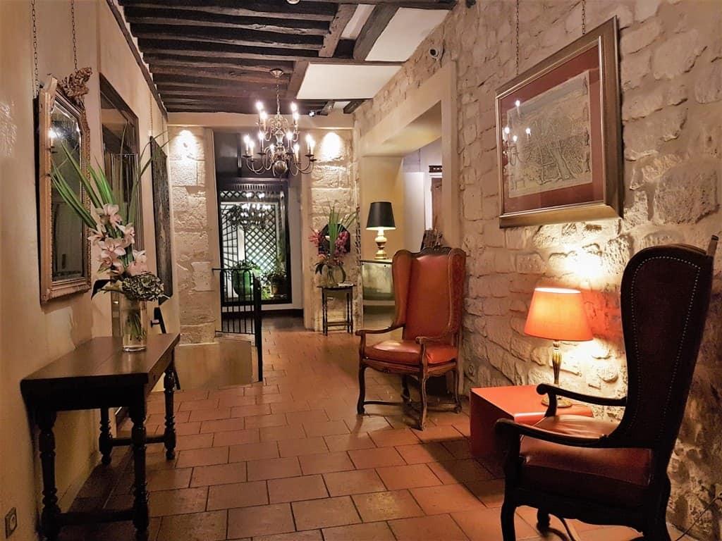 My Elegant Stay At Hotel Saint Paul Rive Gauche In Paris