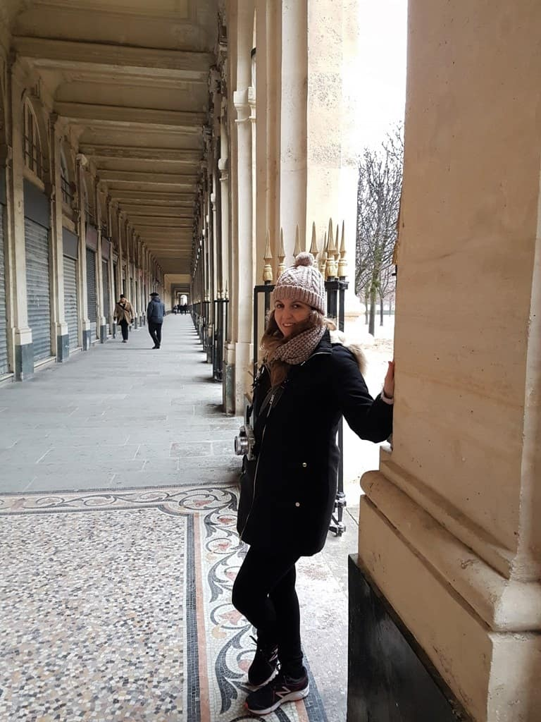 Palais Royal Paris in 7 days itinerary