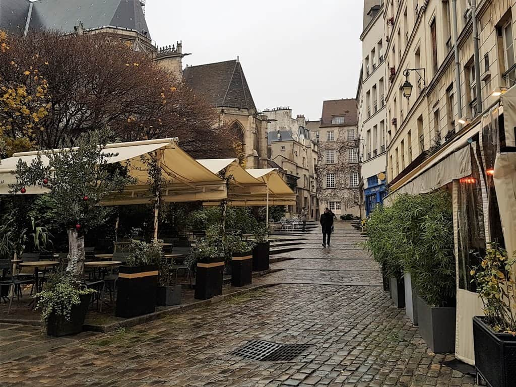Le Marais -Paris in 7 days itinerary