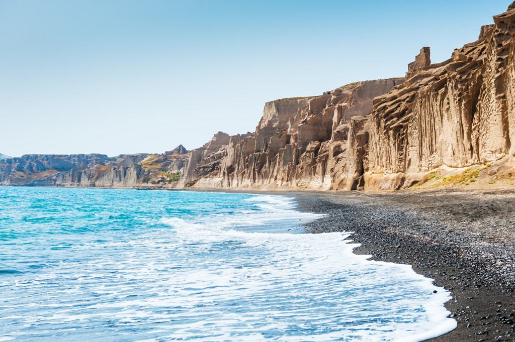 Vlychada Beach - The best Santorini Beaches