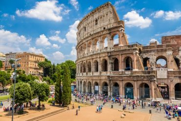 things to do in Rome in 5 days- Colosseum