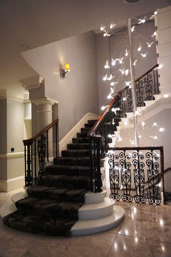 Ampersand Hotel staircase London