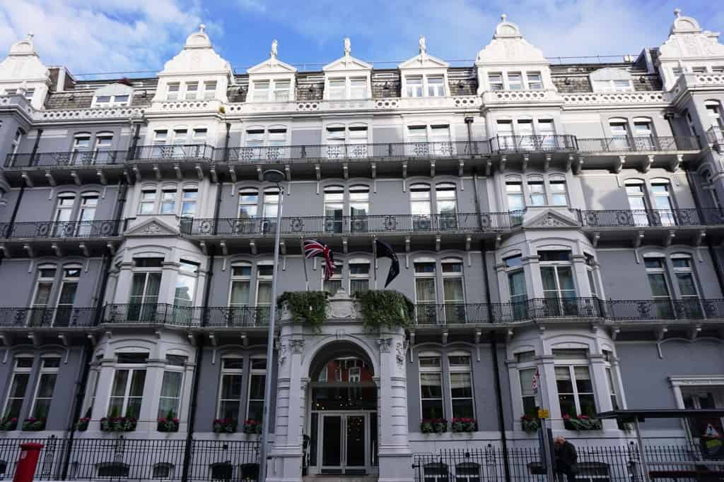My stay at the charming ampersand hotel in kensington Ampersand london