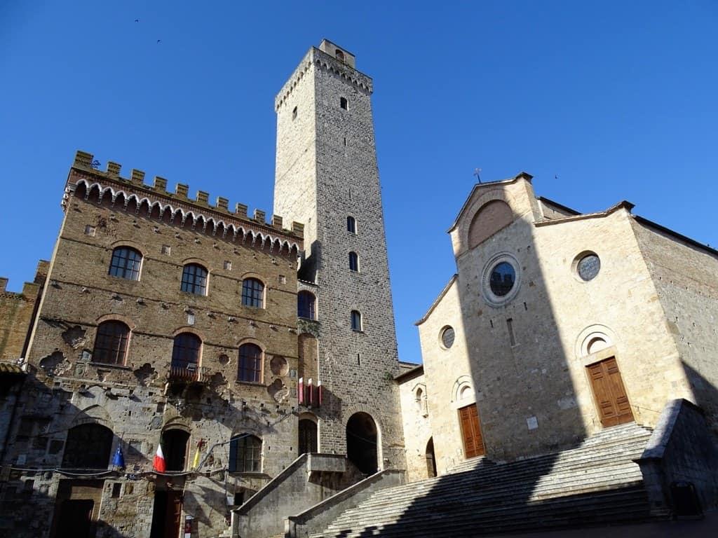 San Gimignano - Tuscany villages