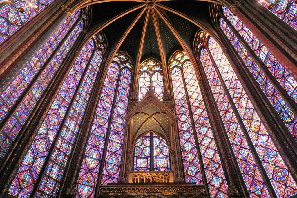 Paris in 7 days itinerary - Saint Chapelle