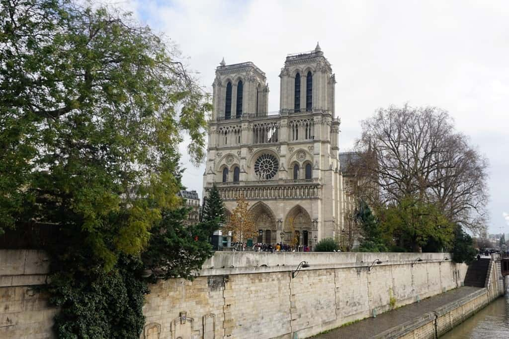 Paris in 7 days itinerary