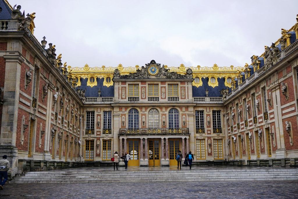 7 days in Paris - Versailles