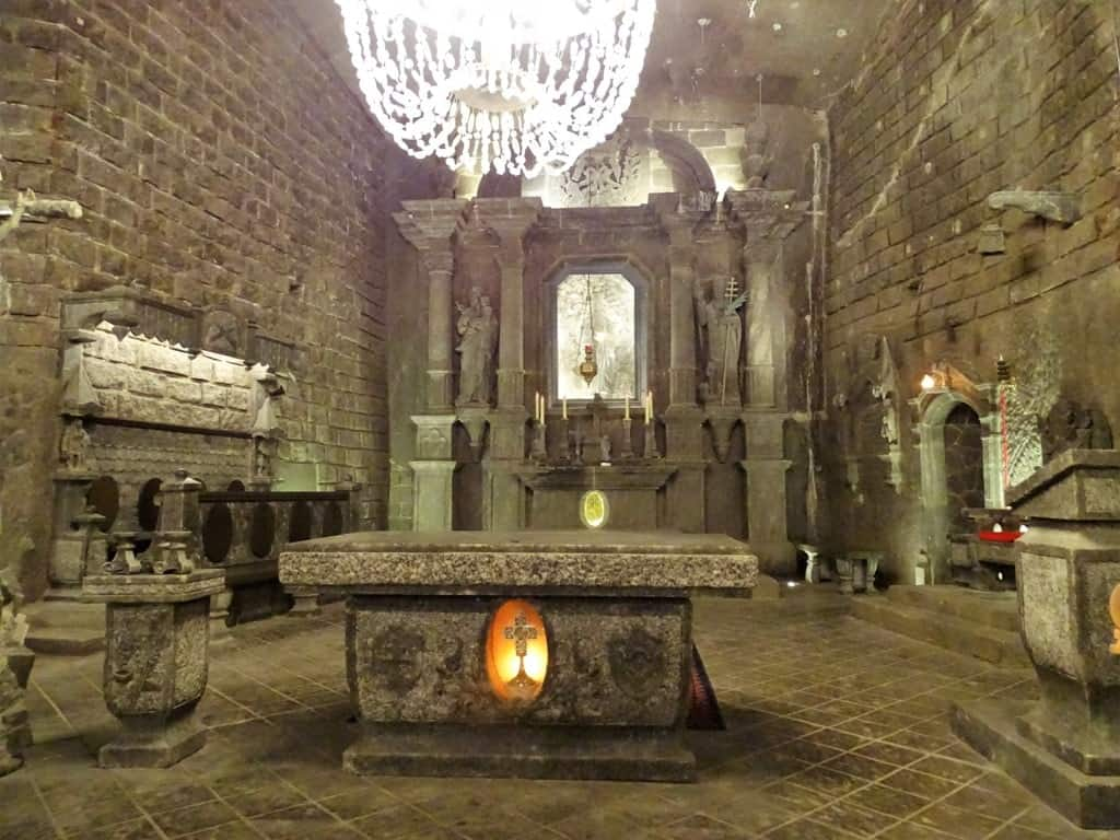Wieliczka Salt Mine - the best day trips from Krakow