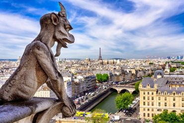 Paris in 7 days itinerary - View from Notre Dame