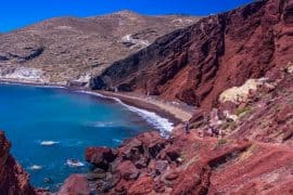 The best Santorini Beaches