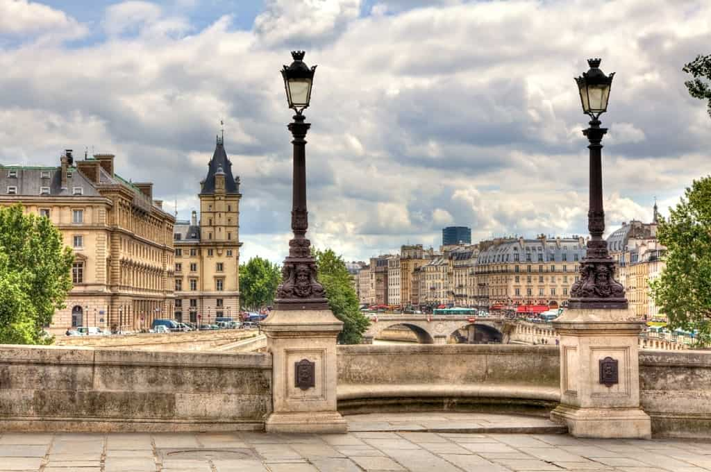 Pont-Neuf- Paris in 7 days itinerary -