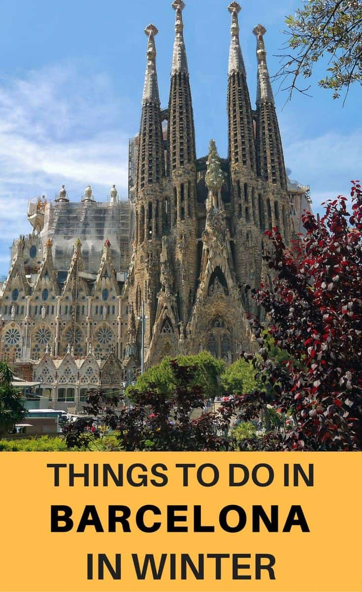 Planning a trip to Barcelona in winter? Check out, the best things to do in Barcelona in winter.