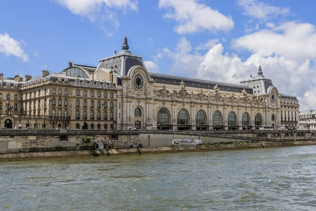 Paris in 7 days itinerary - D'Orsay Museum
