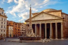 Pantheon - 5 days in Rome