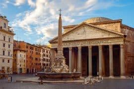 Pantheon - 5 days in Rome