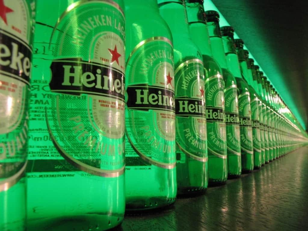 Heineken Experience -5 jours à Amsterdam