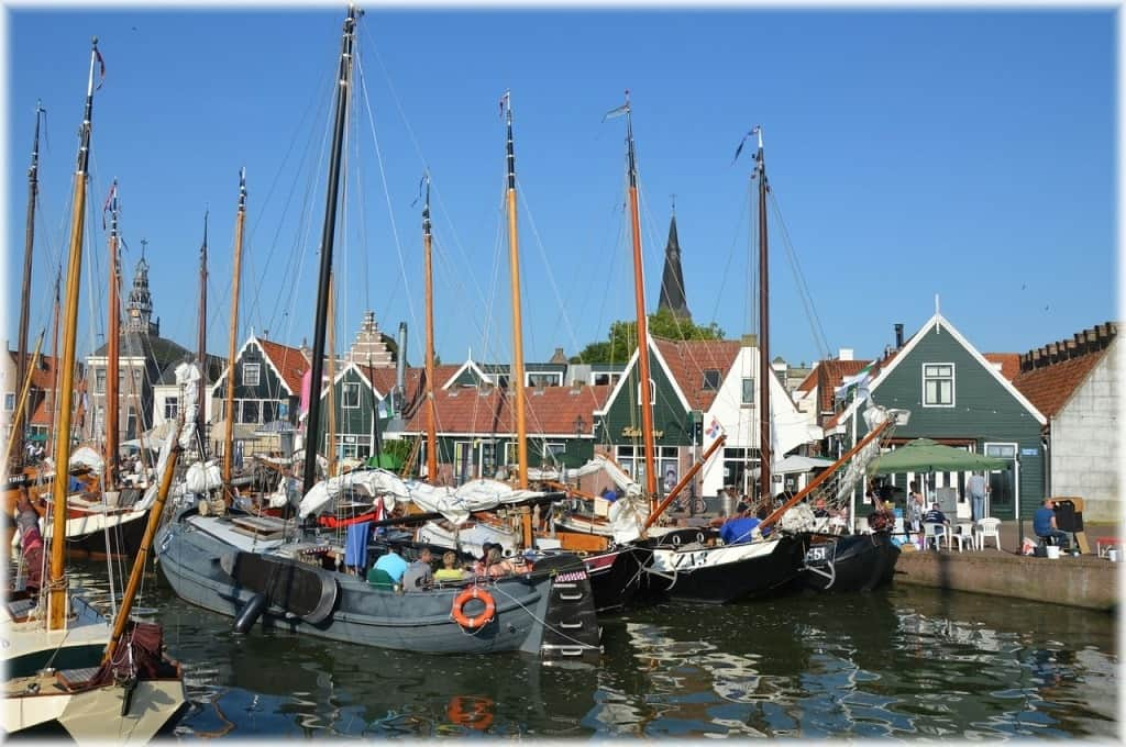 5 days in Amsterdam - Volendam