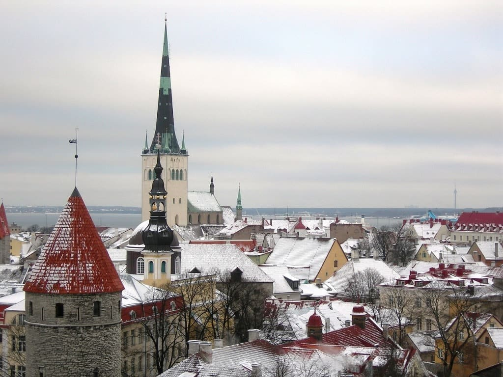 Things To Do In Tallinn In Winter Travelpassionate Com