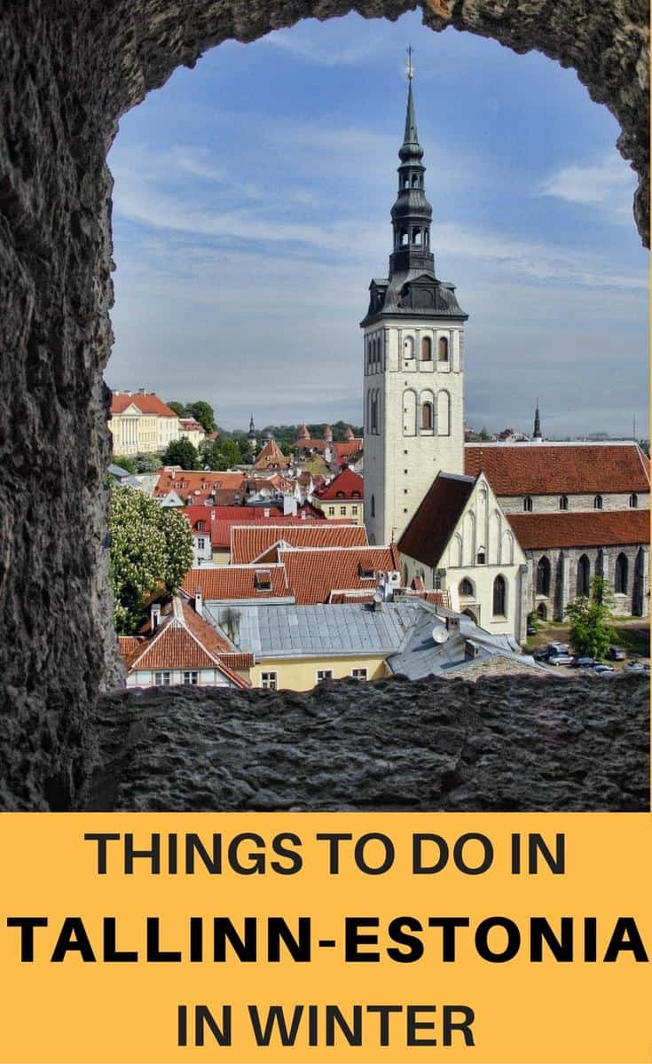 Planning a trip to Tallinn in winter? Check out, the best things to do in Tallinn in winter.