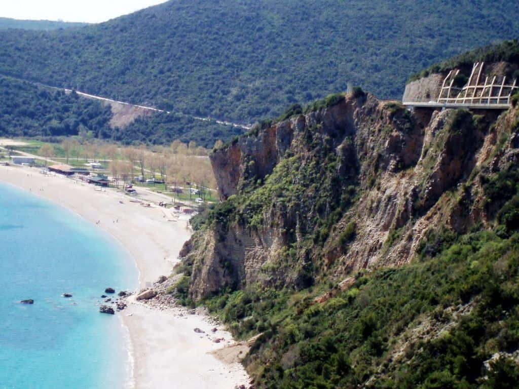 Jaz Beach, Montenegro -The Best Mediterranean Beaches