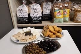 An Athens Food Tour with Athens Food on Foot