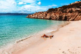 Cala Soraja, Island of Spargi, Sardinia, Italy The Best Mediterranean Beaches