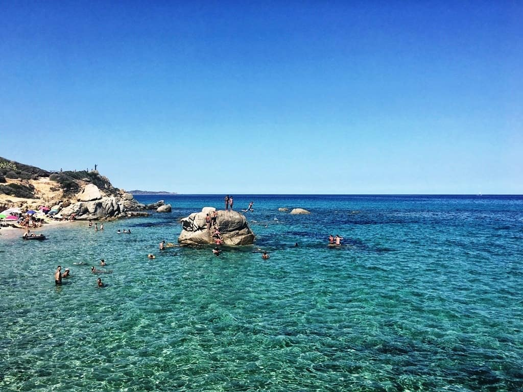 Costa Rei, Sardinia -The Best Mediterranean Beaches