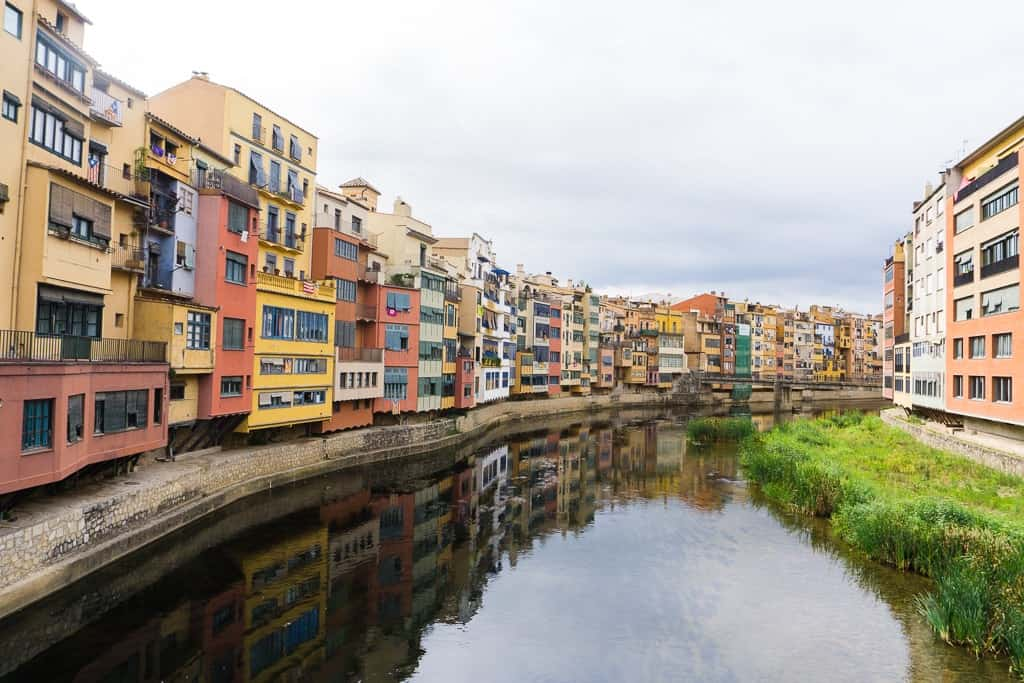 Girona, Spain -The most romatic places in Europe