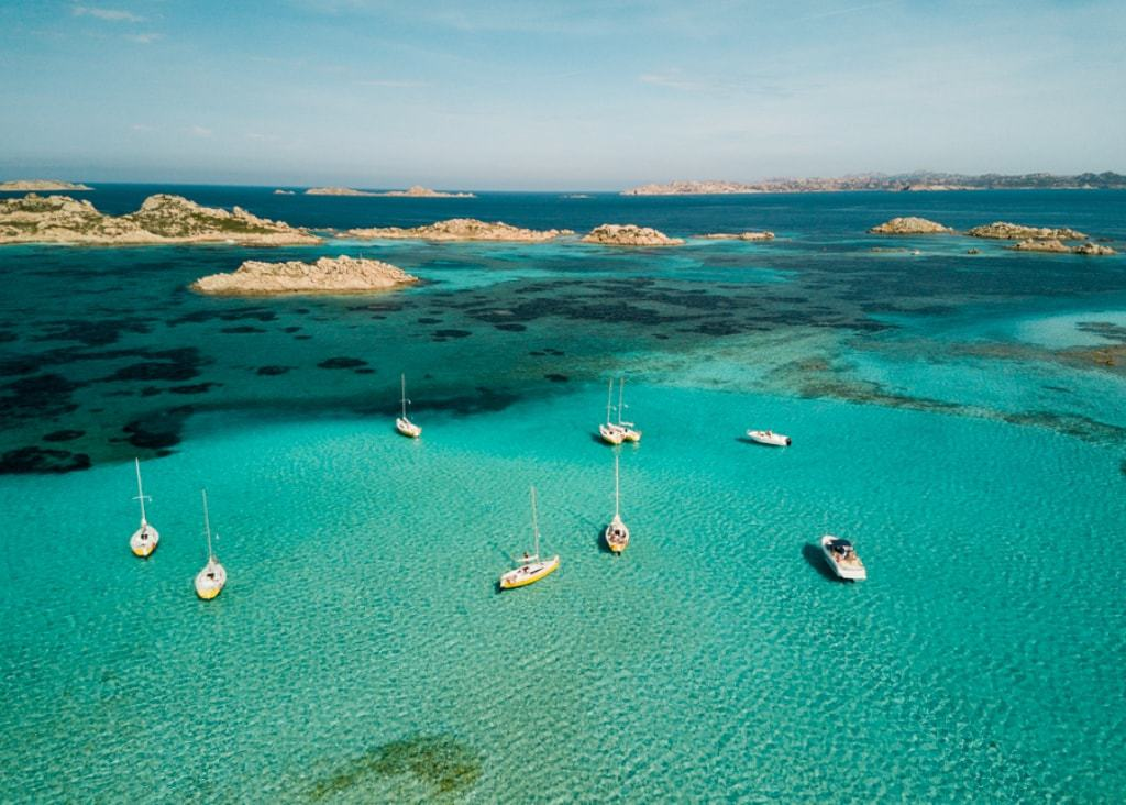 Porto Cervo, Sardinia, Italy -The most romatic places in Europe